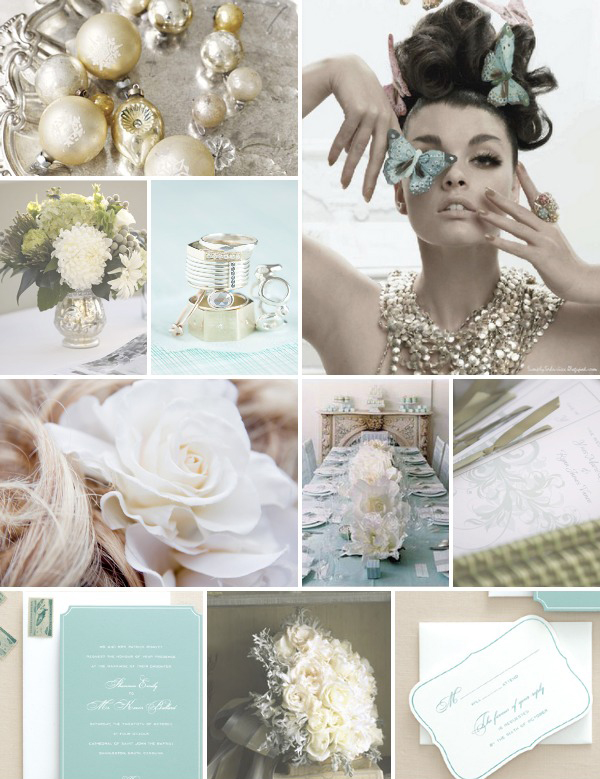 Oh how I love this inspiration board Wedding Inspiration