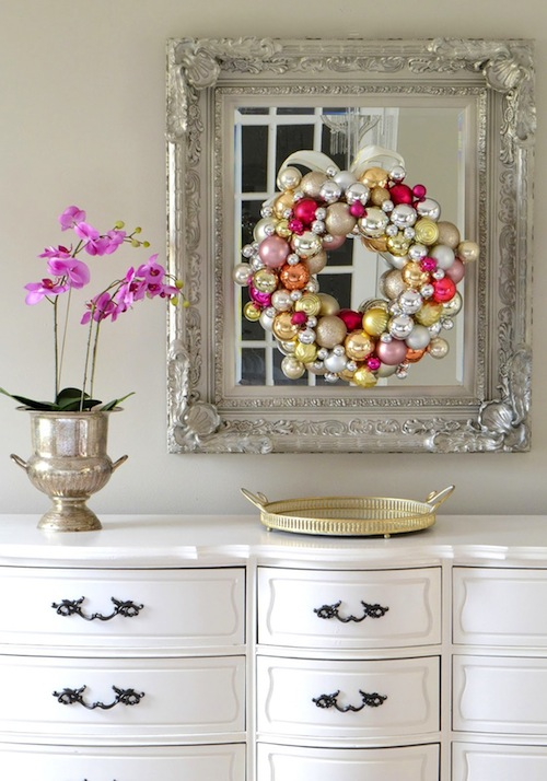 diy ornament wreath ideas main